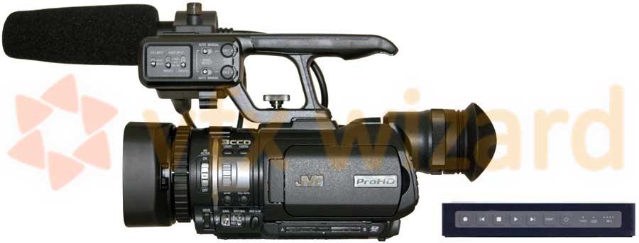 telecamera e recorder SSD hdmi